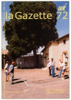 Gazette 72 : Bernard Livenais